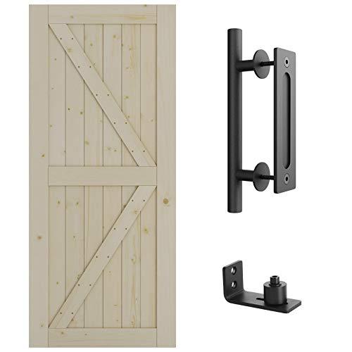 wood interior door - 1