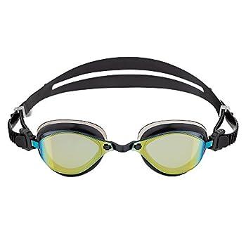 Barracuda Fenix Mirror Swim Goggle for Adults IE-72710  Black-New