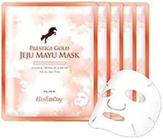 [Elishacoy] Prestige Gold Jeju Mayu Mask 5ea