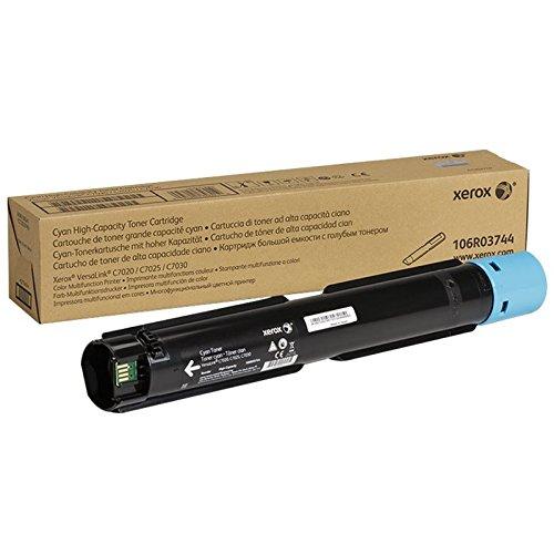 XEROX Toner 106R03744 Toner/VersaLink C7020/25/30 9.8k Cyan