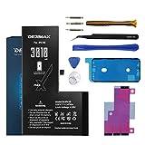 DEJIMAX Batería de Alta Capacidad para iPhone XS, 3010mAh Nuevo Reemplazo de Batería de Polímero de Iones de Litio de 0 Ciclos para iPhone XS (A1920 / A2097 / A2100) con Kit de Herramientas