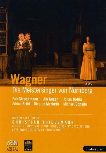 I Maestri Cantori Di Norimberga (Dvd)(Die Meistersinger Von Nürnberg)