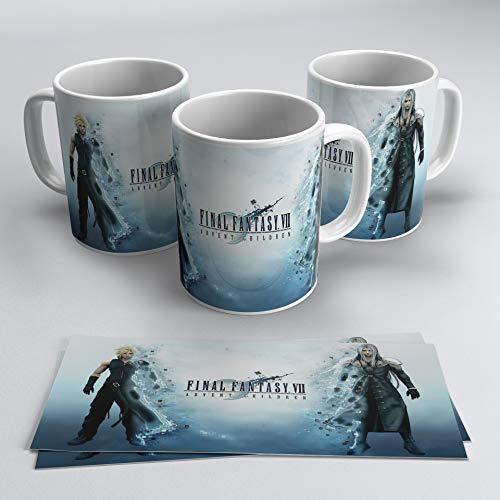 TusPersonalizables.com Taza Final Fantasy (Advent Children)