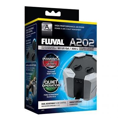 Fluval A202 High Performance Air Pump