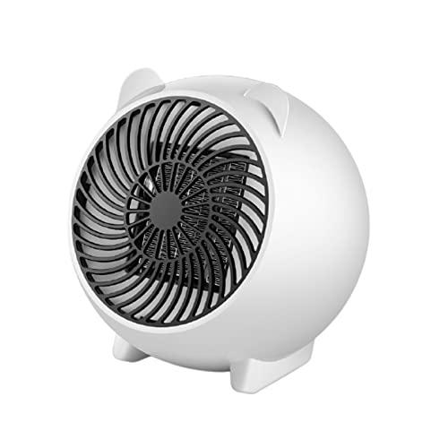 Lindo Mini Calentador, Calentador Pequeño De Escritorio, Calentador Eléctrico Doméstico, Bajo Nivel De Ruido, Protección Contra Sobrecalentamiento, Simple Y Conveniente