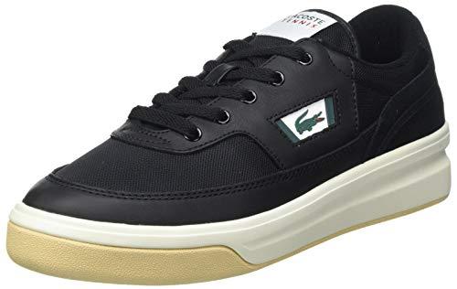 Lacoste Herren G80 0120 1 SMA Sneaker, Schwarz Blk Off Wht, 42.5 EU