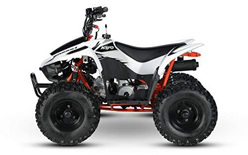 Cenkoo ATV Quad Automatik 70cc 4Takt Weiß