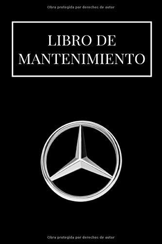 Libro de mantenimiento: Registro de mantenimiento coche con páginas prefabricadas | Lleva un registro reparaciones y del mantenimiento coches | Permite anotar todas las intervenciones