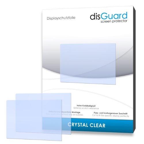 disGuard - Pellicola protettiva per Casio Exilim EX-ZR700 / ZR-700