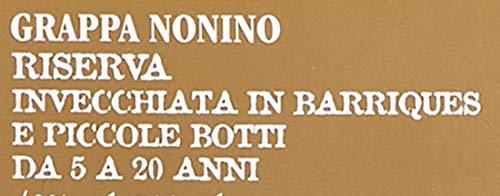 Nonino Grappa Riserva Antica Cuvée Riserva 5 Years in Geschenkpackung (1 x 0.7 l) - 3