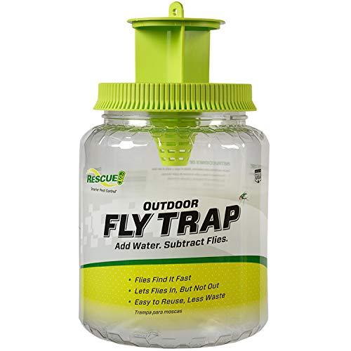 RESCUE! Outdoor Fly Trap - Reusable