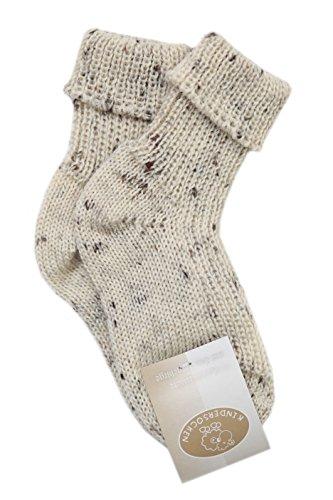 Calientes de lana para bebé/Niños Schafwolle-Erzgebirge