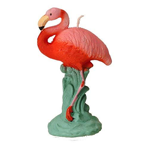 trendaffe Flamingo Kerze -