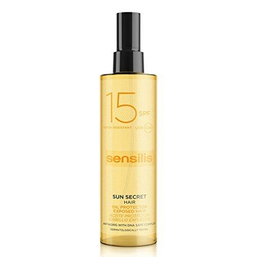 Sensilis - Sun Secret - Aceite Protector para el Cabello - 100 ml