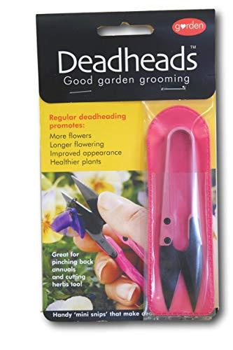 Deadheads Pink Garden Deadheading Snips