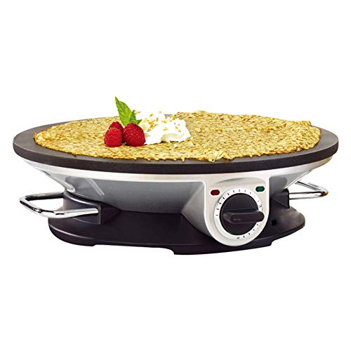 tieoqioan Antihaft-Elektro-Crêpe-Hersteller Pizza Pancake Backform Bratpfanne Chinesische Frühlingsrolle Torte Braten Steak Herd Röster