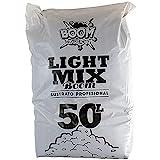 Boom Nutrients | Sustrato Universal/Tierra para Plantas | Light Mix Boom (50 L)