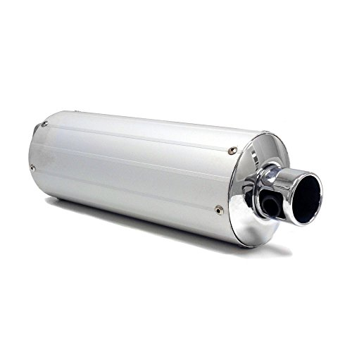MMG Muffler Assembly, Silencer Exhaust for QMB139 50cc 4 stroke engines