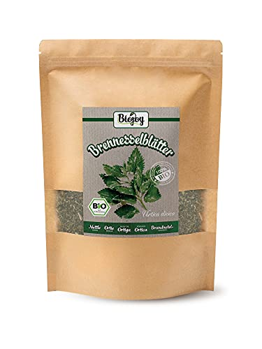 Biojoy Feuilles d'ortie BIO - Urtica dioica (250 gr)