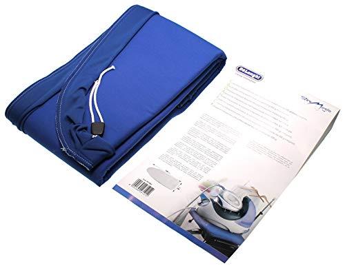 Bügeltischbezug PO1002 120x40cm. kompatibel mit DeLonghi Bügelbrett, Bügeltisch