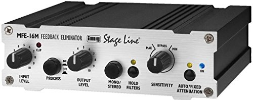 IMG STAGELINE MFE-16M Stereo DSP-Feedback-Controller