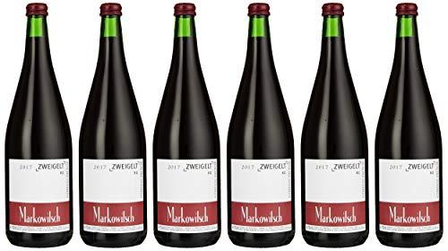 Weingut Gerhard Markowitsch Zweigelt Cuvée (6 x 1 l)