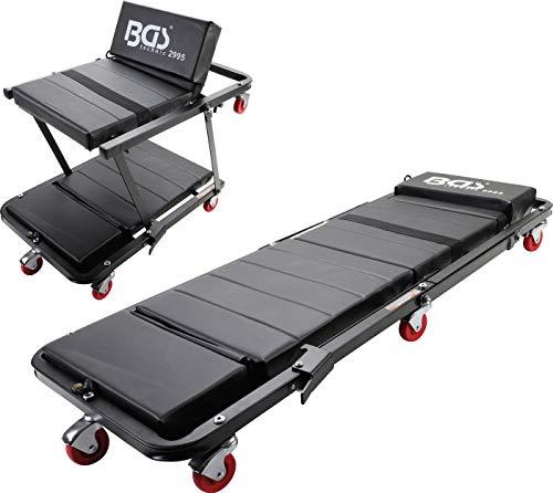 BGS 2995 | Sitz- und Liege-Montageroller