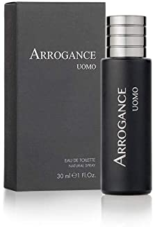Arrogance Grigio Eau de Toilette30 ml Vapo New