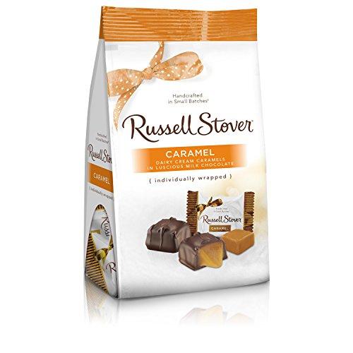 Milk Chocolate Caramels Favorites, 6 oz. Bag