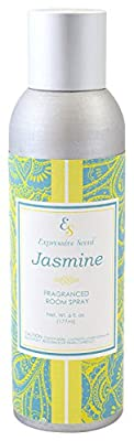 JacMax Industries Expressive Scent Fragrance Room Spray, 6 oz, Jasmine