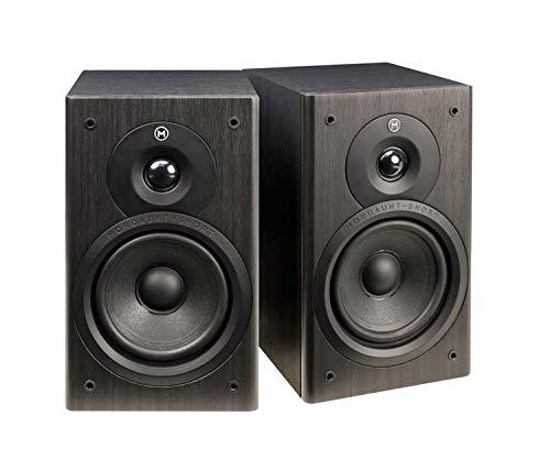 Mordaunt Short M10, Compact Bookshelf Speakers (Pair) - Black