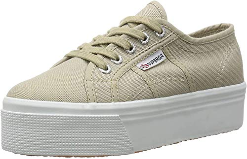 Superga 2790Acotw Linea Up And Down, Femme Beige (Taupe 949) 36 EU