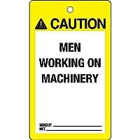 APT-C59 注意タグ男性マシンで働く(5点)