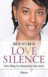 Buchcover Love Silence von Mahima
