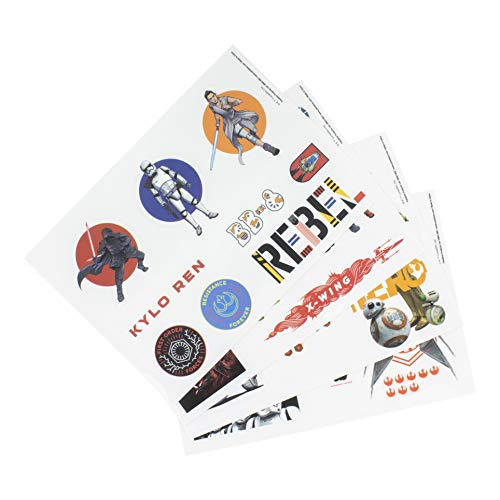 Paladone Products Star Wars Episode 9 Gadget Decals Iconic Characters Album