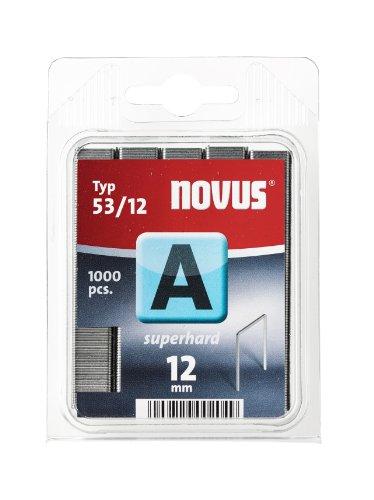 Novus Feindrahtklammern 12 mm
