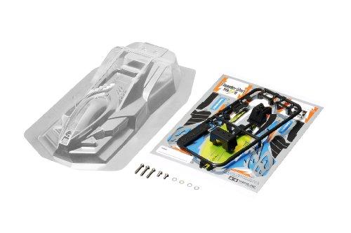 Mini 4WD Limited Series - Thunder Shot Mk.II Clear Body Set II