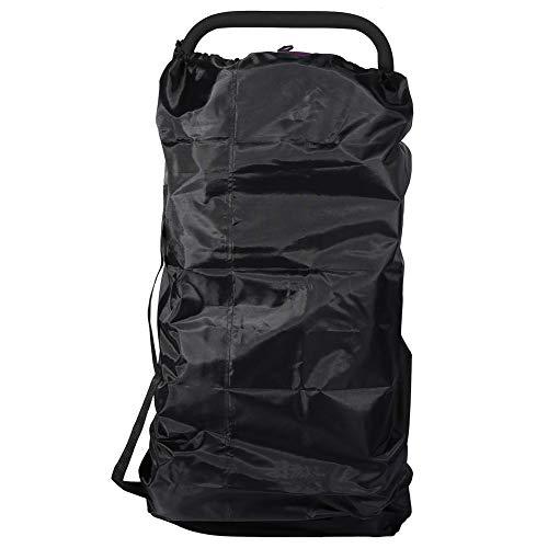 Stroller Bag Only,Baby Infant Travel Car Bag, Pushchair Pram Stroller Transport Carry Cover,Oxford,Black,for Storage Baby Strollers, Pushchairs(Black)