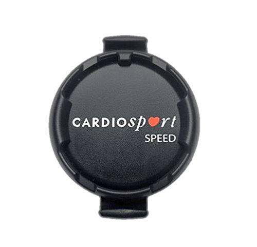 Cardiosport SOLO Fahrrad geschwindigkeitssensor, Bluetooth & ANT+ fur iPhone, Android, fahrradcomputer