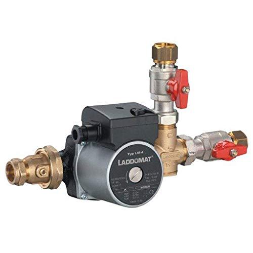 Rücklaufanhebungsgruppe Laddomat 11-30 effizienz Pumpe