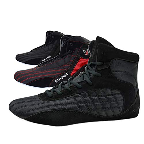 FOX-FIGHT Kampfsport Schuhe/Wildleder 42...