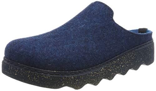 Rohde Damen Foggia Pantoletten, Blau (Kobalt 54), 36 EU