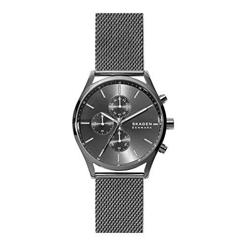 Skagen Herren-Uhren Quarz One Size 87922154