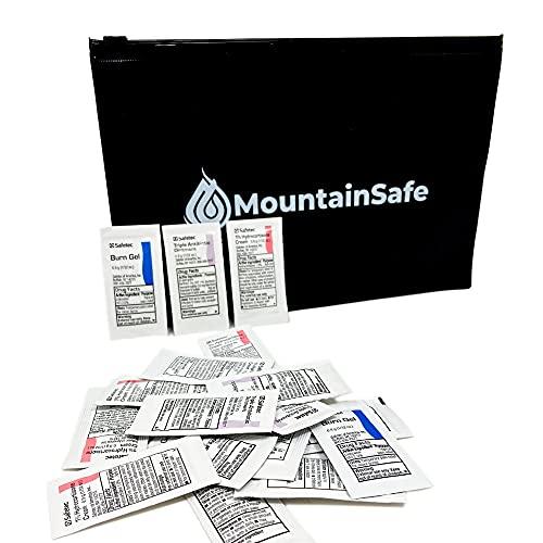 MountainSafe Burn Gel Triple Antibiotic