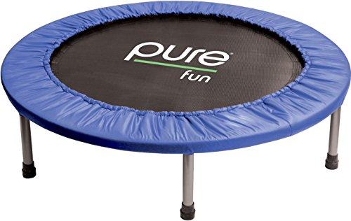 Pure Fun Mini Rebounder Trampoline, Ages 13+