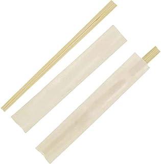 takestop®–Juego de 50Pares de Palillos Madera, con Mecanismo prontoletto Bamboo Sliders japoneses Chinos Sushi Comida