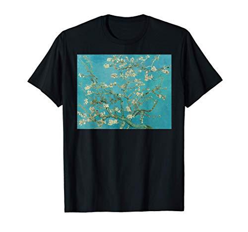 El almendro en flor de Van Gogh Arte moderno Pintura al óleo Camiseta