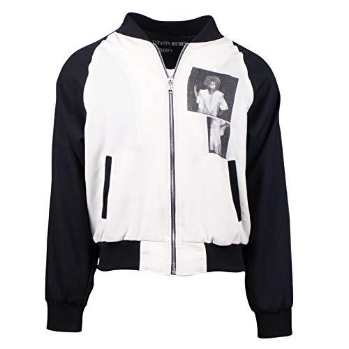 Enfants Riches Deprimes Men's ERD L.A.'S Gonna Be Disappointed Jacket Xs Black/White