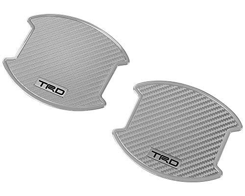 TRD ドアハンドルプロテクター シルバー 小 MS010-00030 MS010-00030