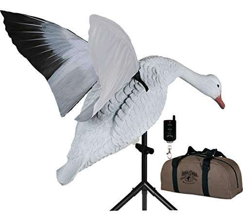 Lucky Duck Super Snow Goose Flapper HDI w/Remote and Bag